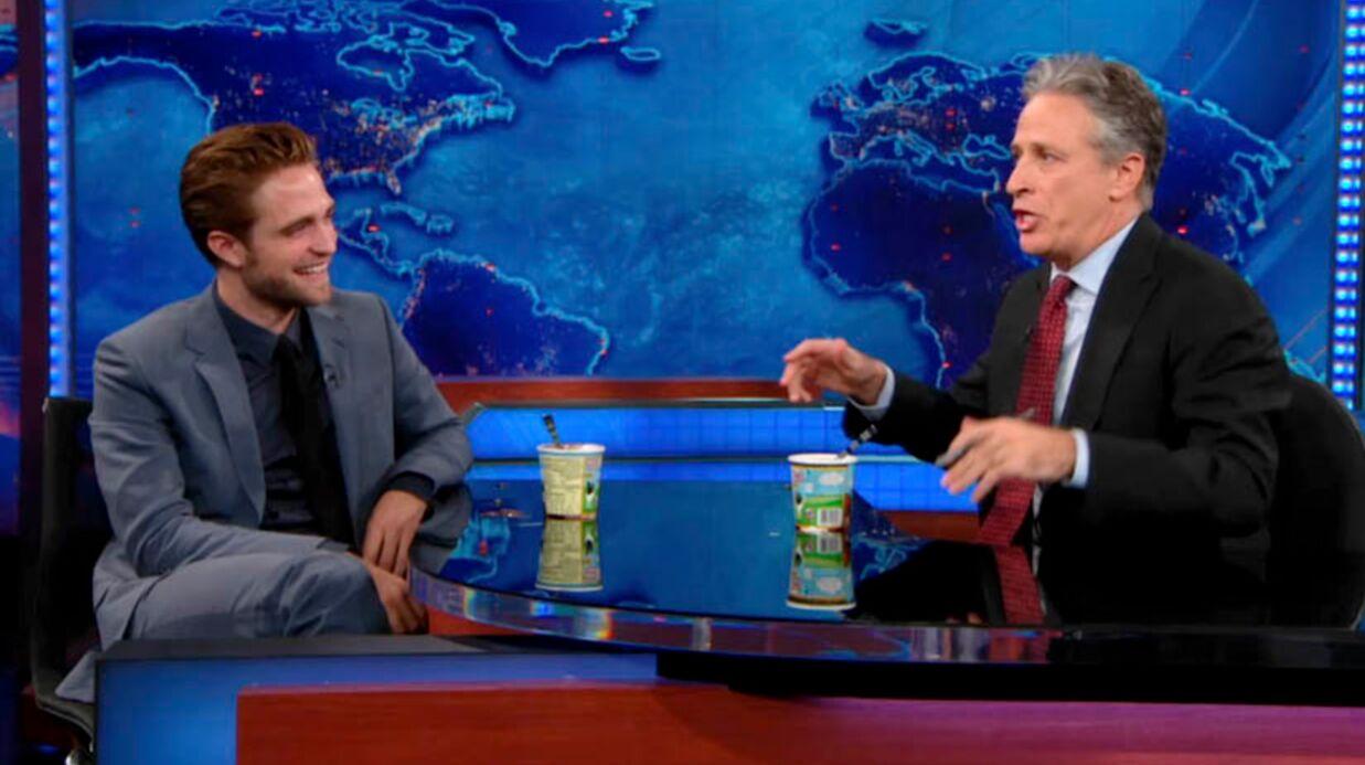 VIDEO Robert Pattinson: première interview depuis sa rupture avec Kristen Stewart