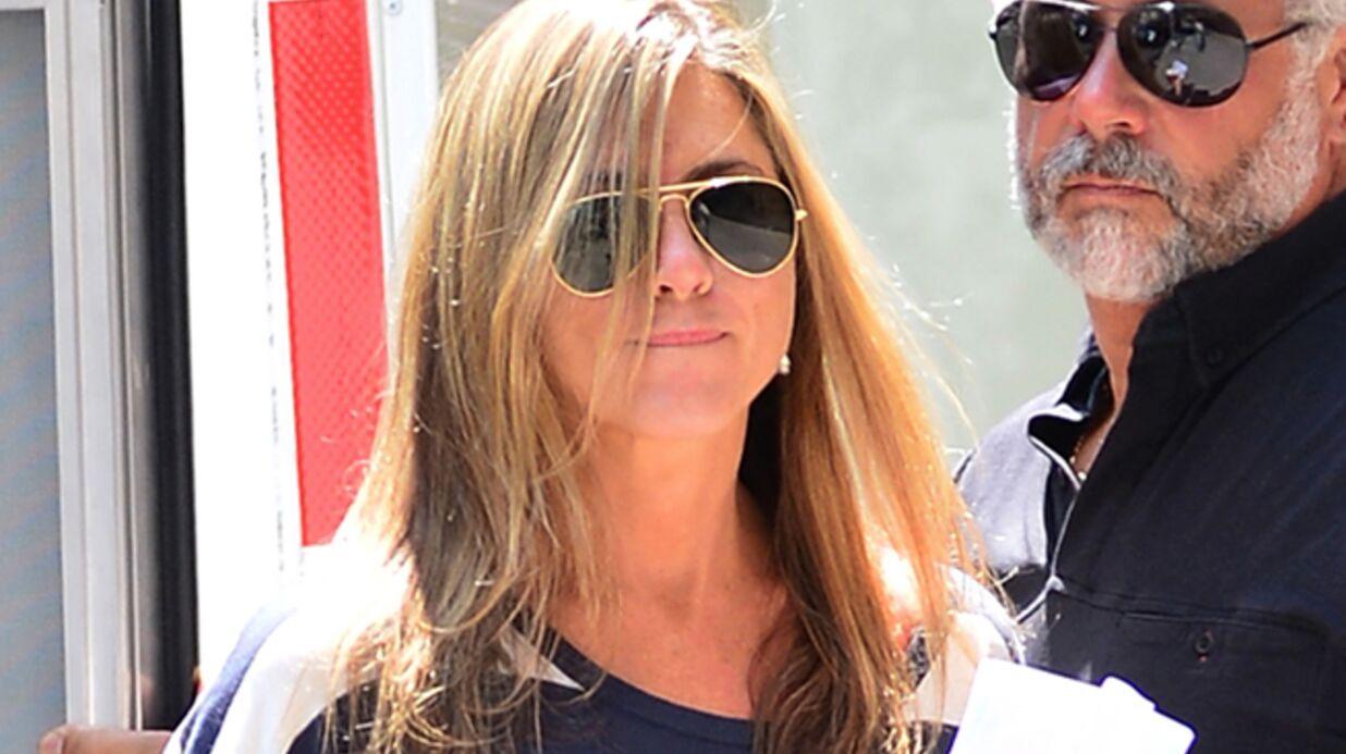 Jennifer Aniston attaquée en justice pour des travaux impayés