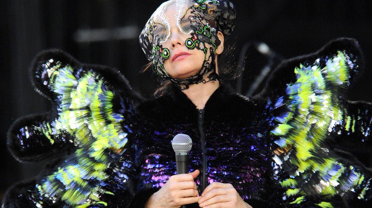Björk: le directeur de la Route du rock en colère après l'annulation de son concert