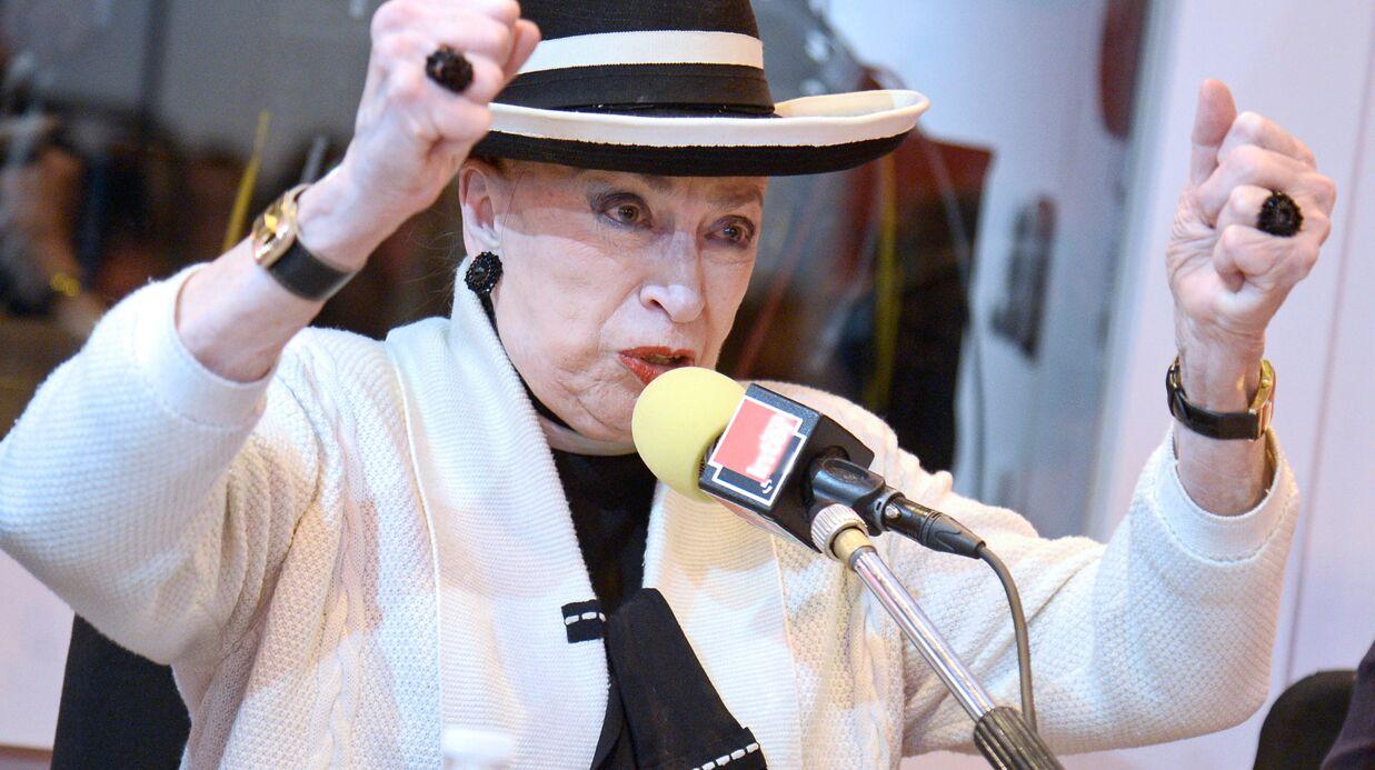 Geneviève de Fontenay atomise François Hollande