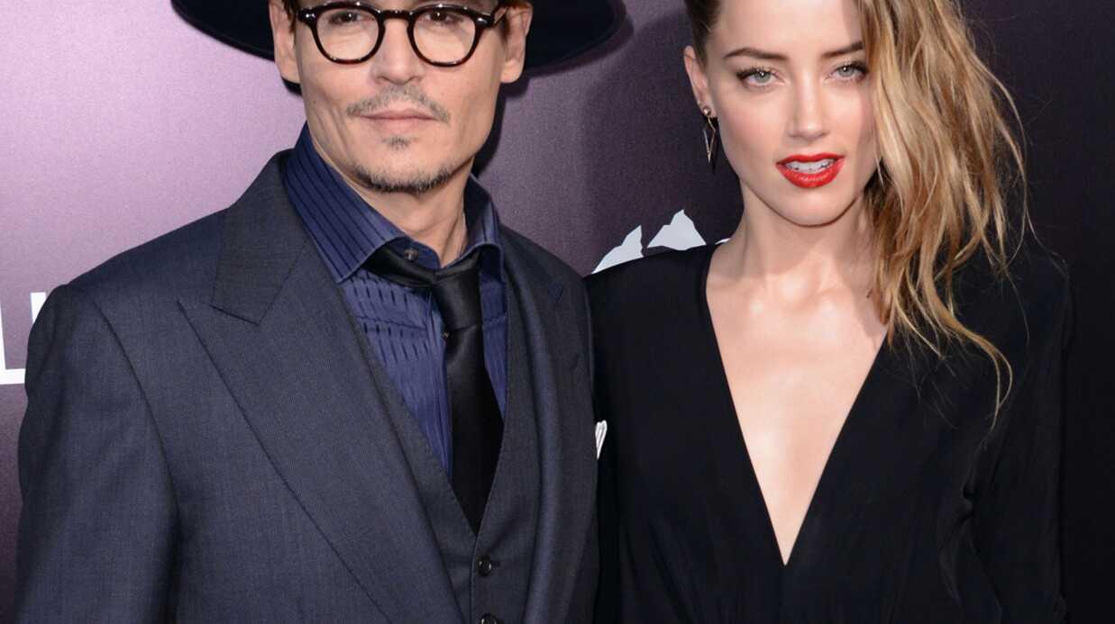 Johnny Depp dit pourquoi il n'a jamais épousé Vanessa Paradis mais se lance avec Amber Heard
