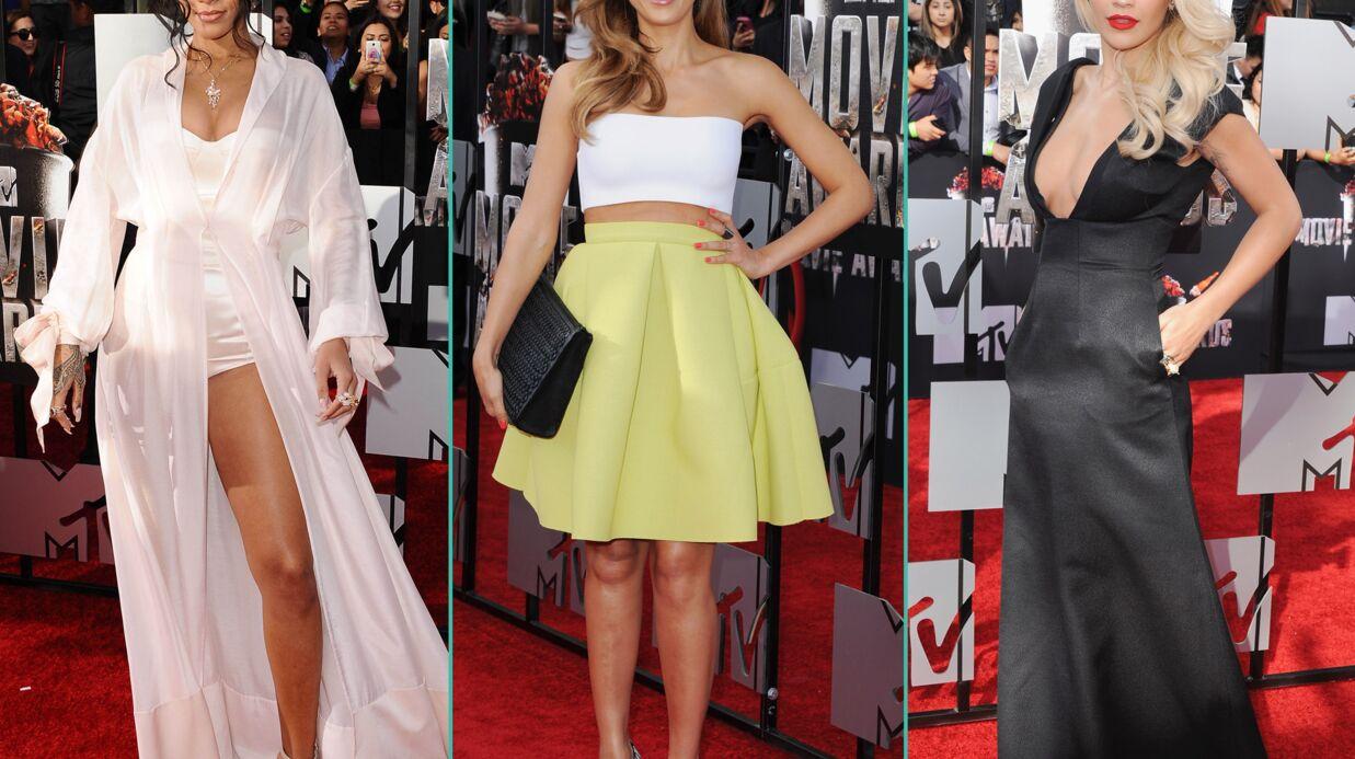 PHOTOS MTV Movie Awards 2014: les plus beaux looks de la cérémonie