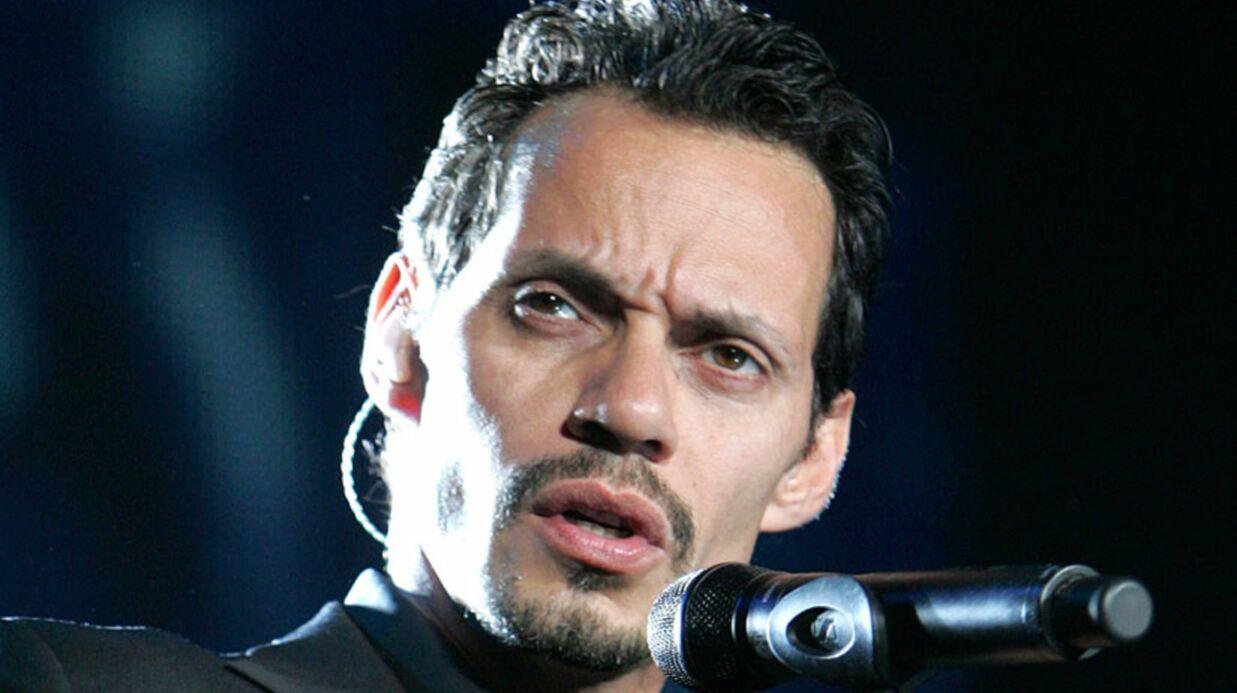 Marc Anthony interdit au mec de J.Lo. de conduire ses enfants