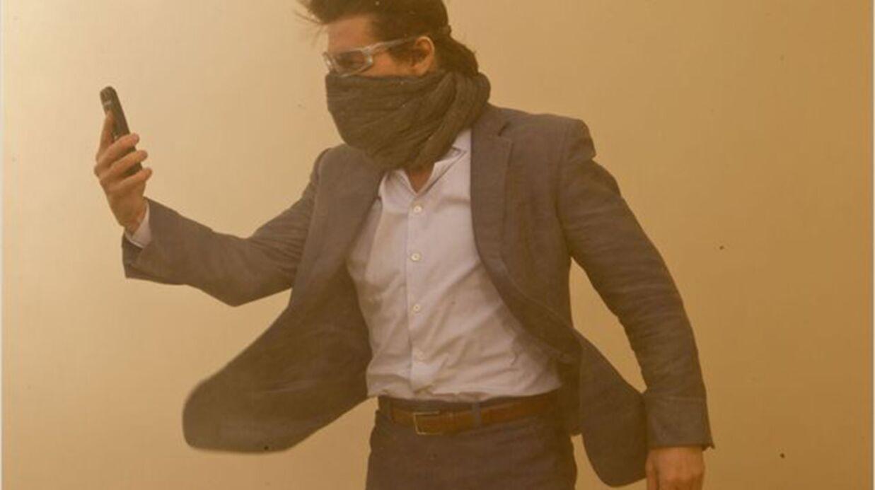 C'est vu – Mission Impossible:  Protocole fantôme