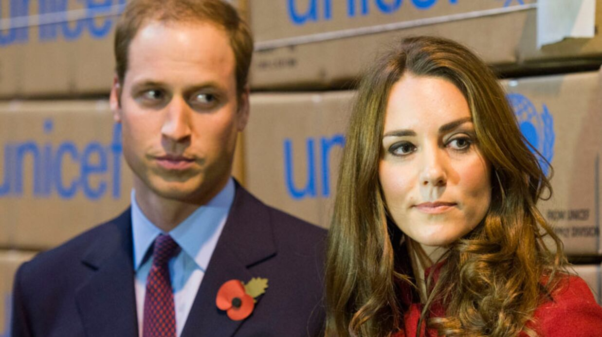 Kate et William : une action chari­table en souve­nir de Diana