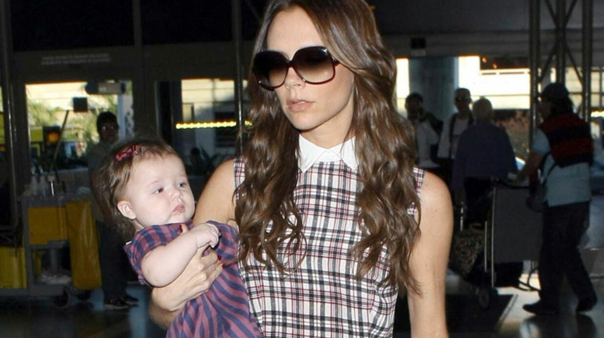 Victoria Beckham: 42.000 € pour le premier Noël de sa fille