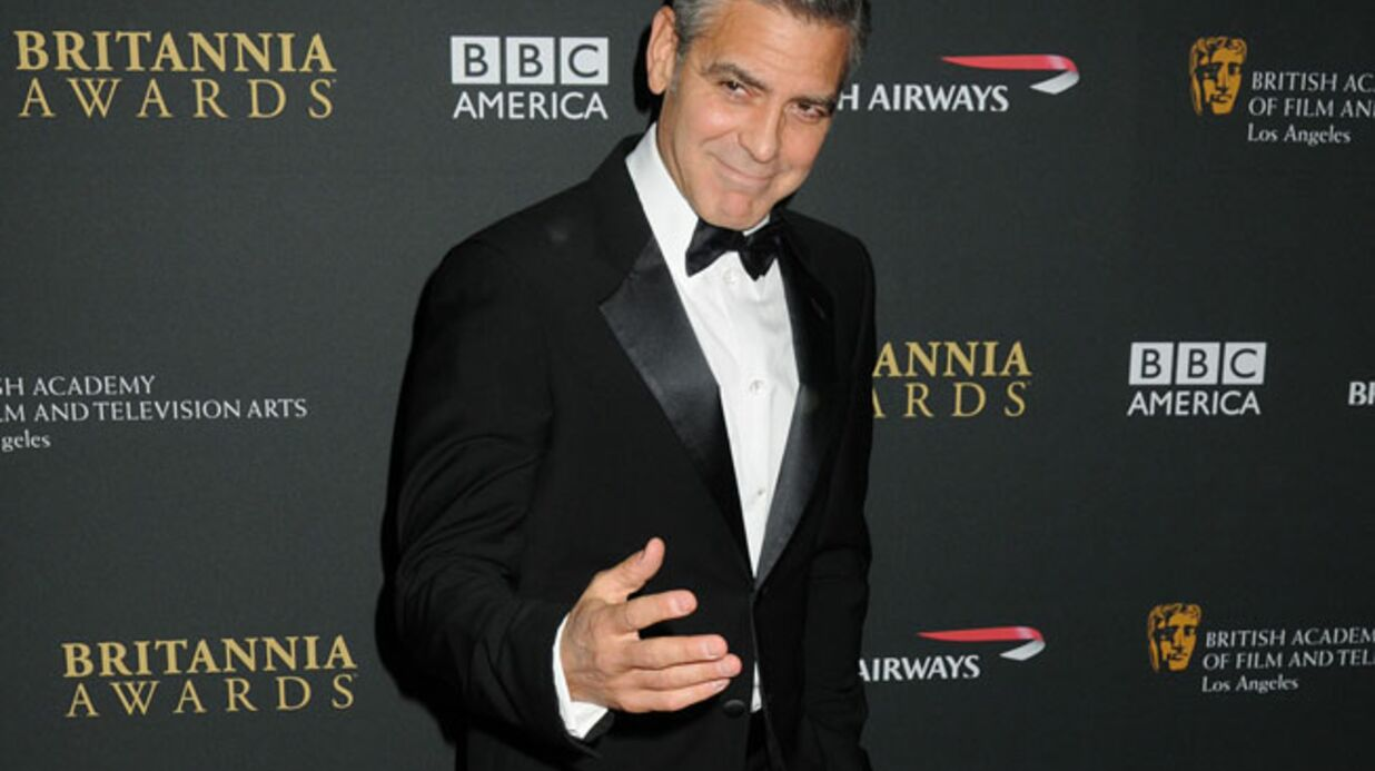 George Clooney est-il gay? Sa réponse…