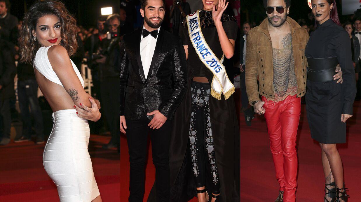 DIAPO Tal sexy, Shy'm et Kendji Girac bien accompagnés aux NRJ Music Awards