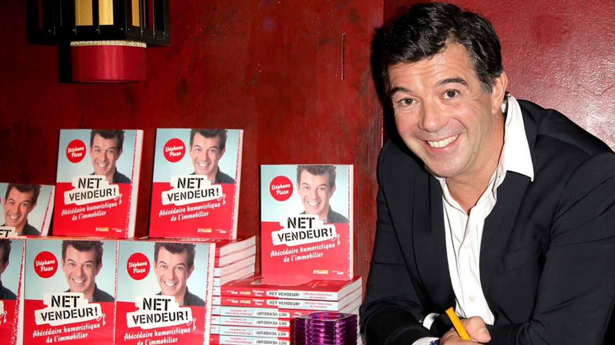 Stéphane Plaza: l'animateur de M6 dédie son livre à sa défunte mère