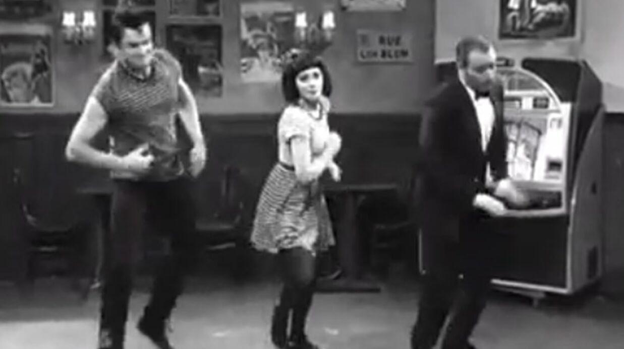 VIDEO Jean Dujardin parodie The Artist à la télévision américaine