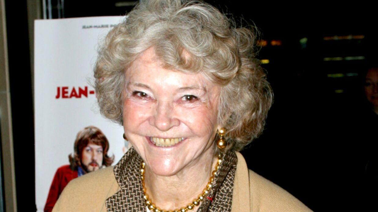 Mort de la comédienne Sophie Desmarets