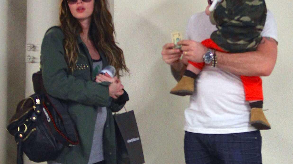 Megan Fox a accouché, elle est maman pour la deuxième fois