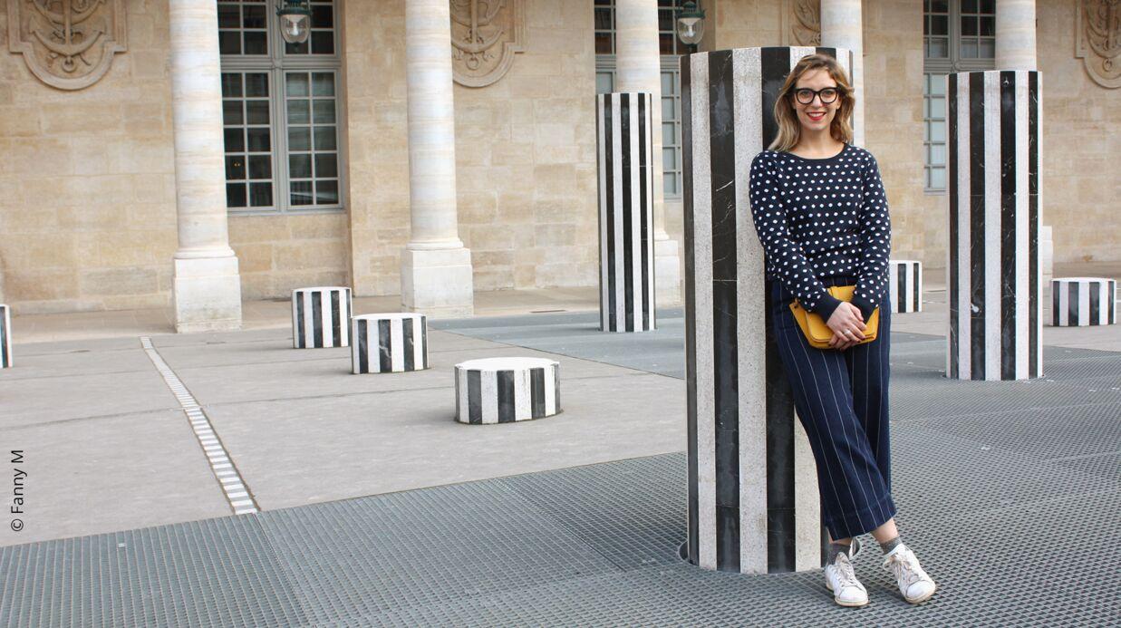 Mode #le-défi-de-Virginie: Comment s'habiller à moins de 100 € de la tête aux pieds