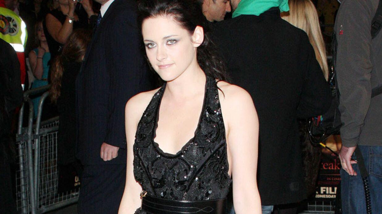 Kristen Stewart: nouvelle égérie Balenciaga