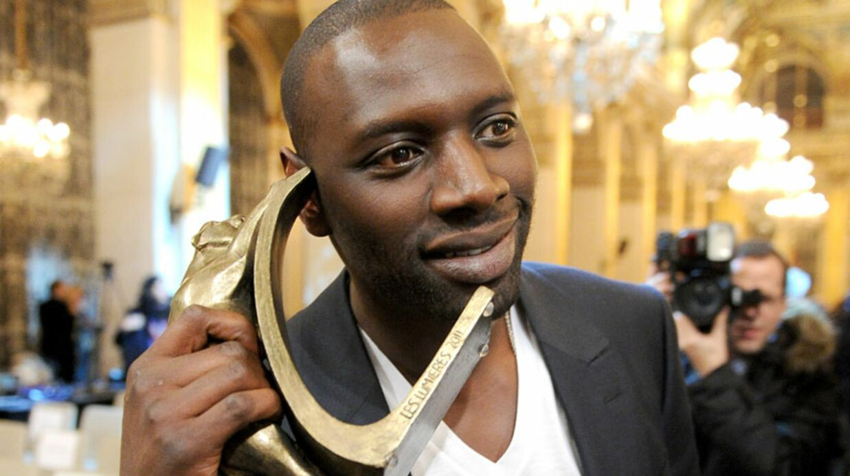Omar Sy récompensé à la remise des Prix Lumières 2012