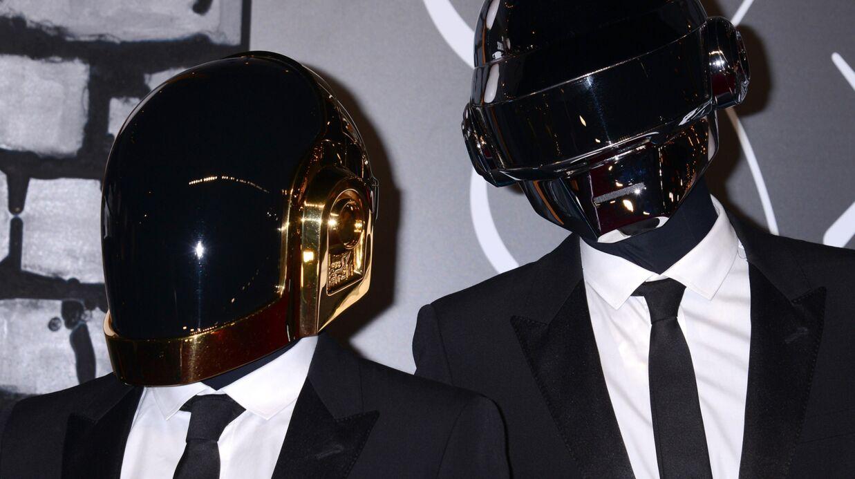 Les Daft Punk refusent de participer aux Victoires de la musique