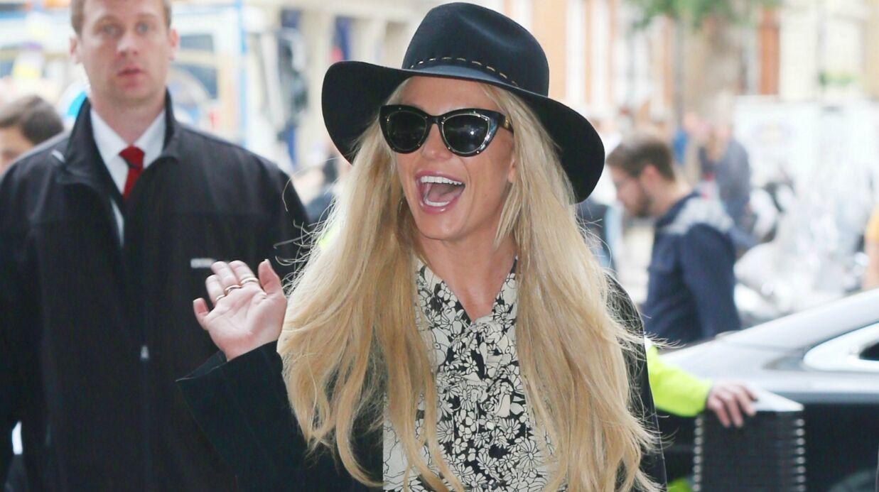 PHOTO Britney Spears partage une photo très sexy de son amoureux
