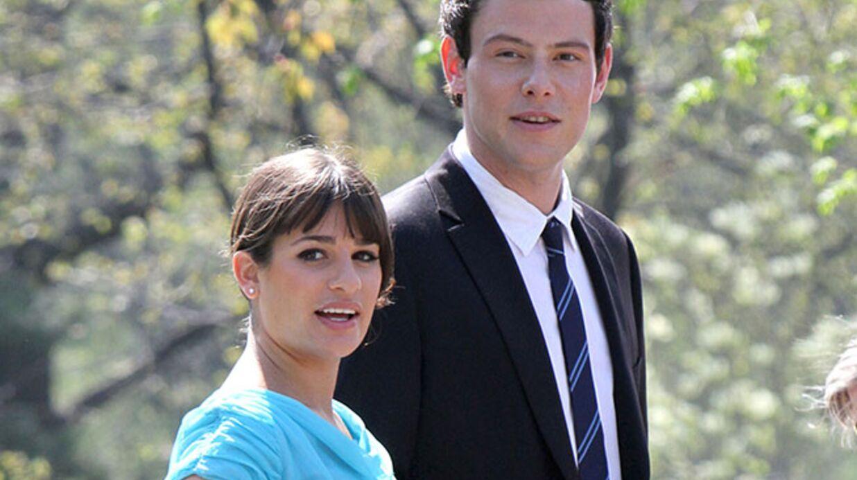 Mort de Cory Monteith: sa petite amie dans Glee et dans la vie «dévastée»