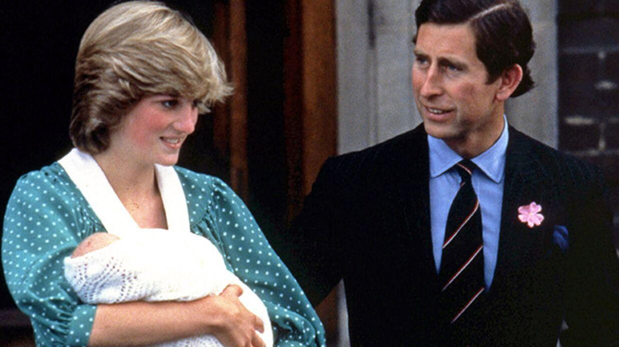 DIAPO Quand Prince William était lui aussi un bébé royal…