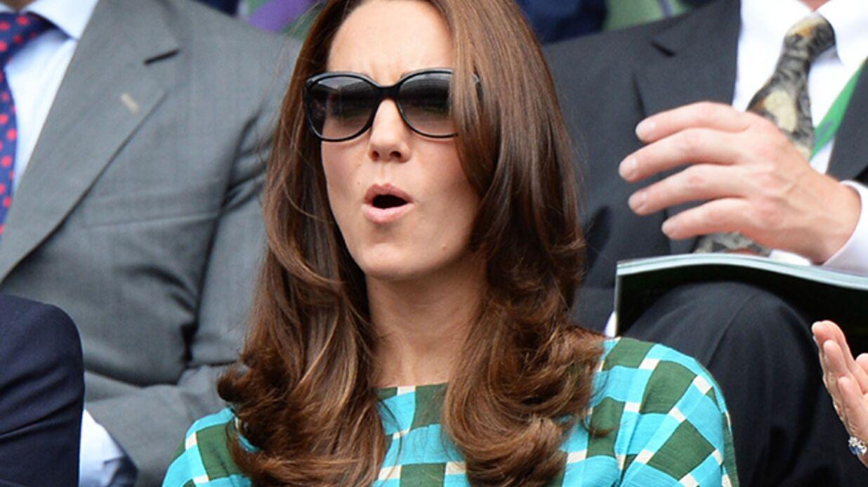 Un premier (et stressant) voyage en solo pour Kate Middleton