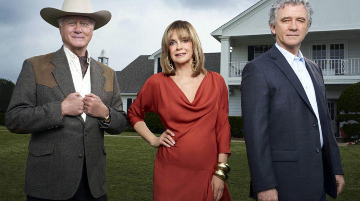 La série Dallas de retour à la télévision avec J.R. et Bobby