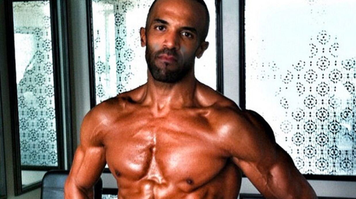PHOTO Craig David dévoile une musculature très effrayante
