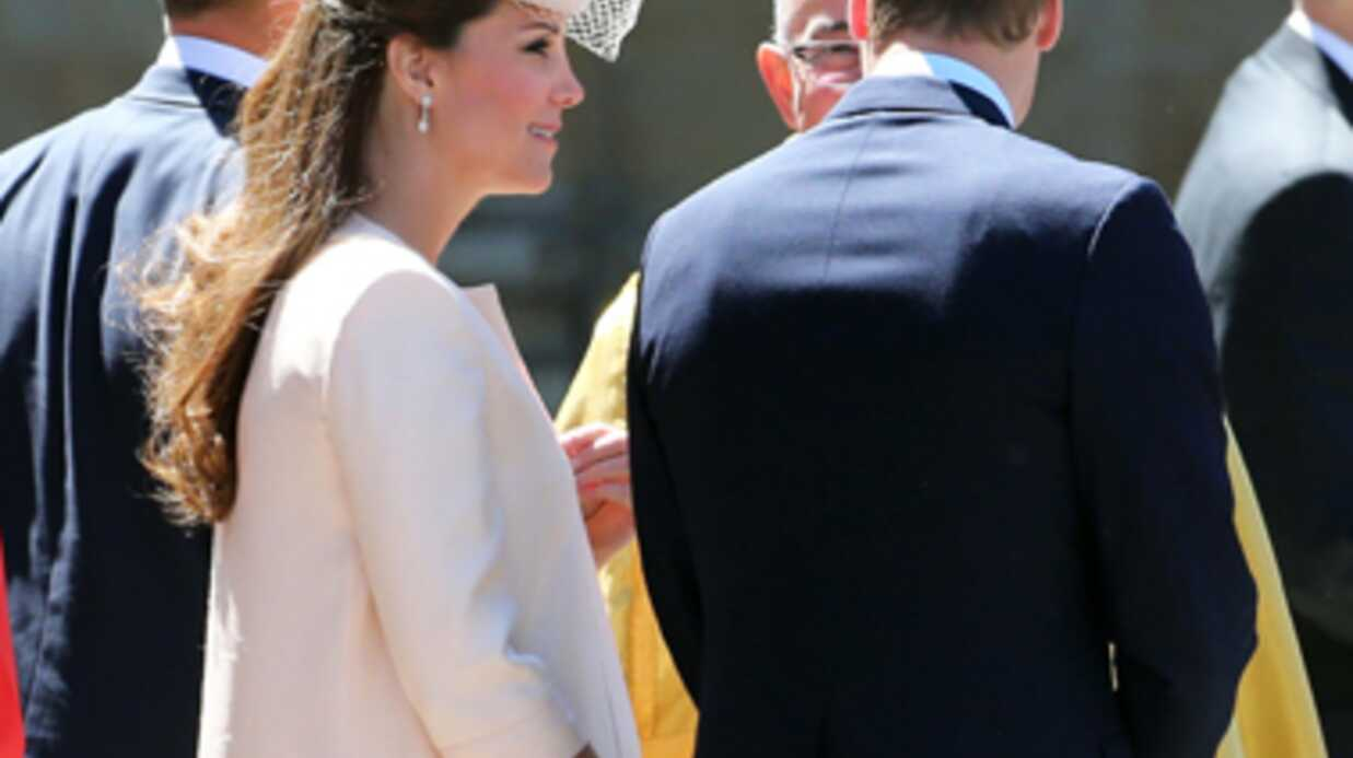 Jennifer Aniston envie la chevelure de Kate Middleton