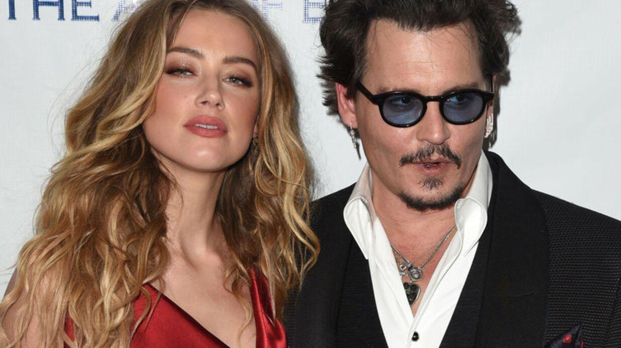 Des amis de Johnny Depp vident la maison de l'acteur et Amber Heard, elle appelle la police