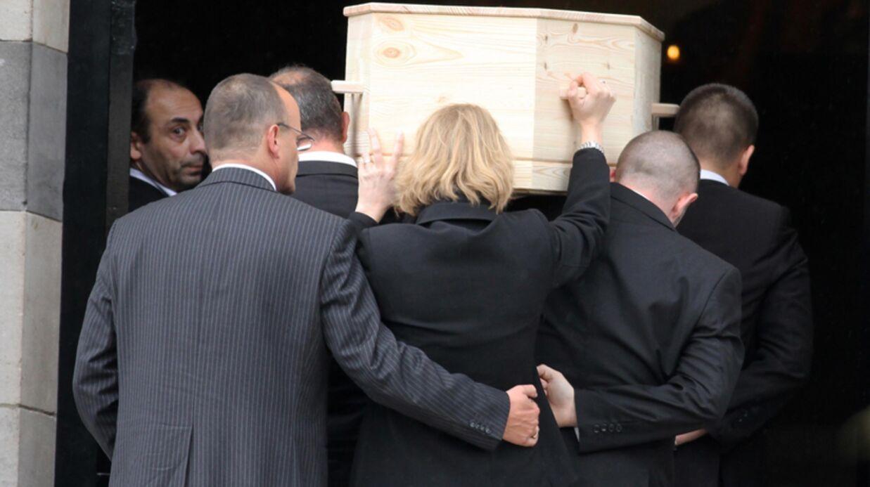 PHOTOS Les people aux obsèques d'Eric Charden