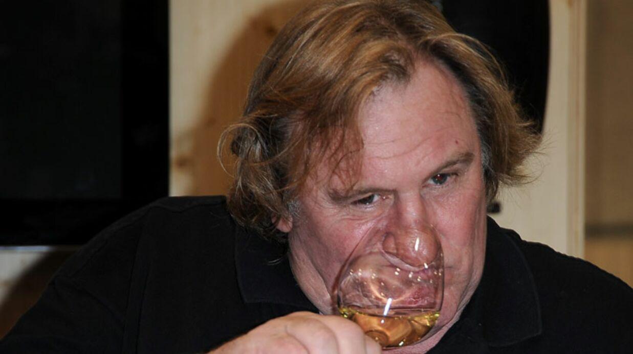 Gérard Depardieu va ouvrir un bar à vin en Belgique