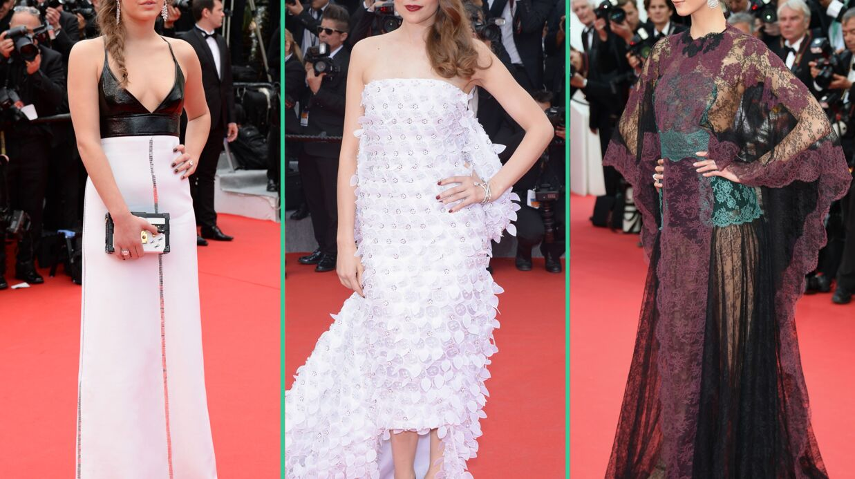 DIAPO Festival de Cannes: une première montée des marches glamour et sexy