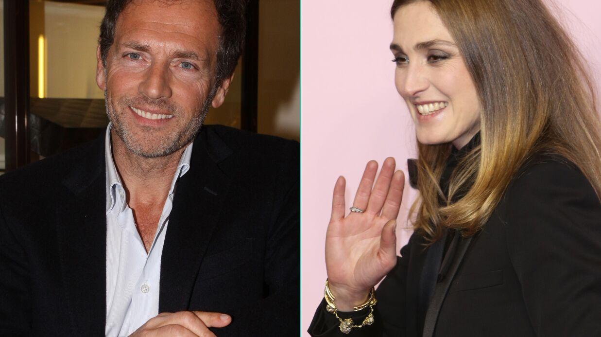 Julie Gayet: selon Stéphane Freiss, son partenaire, elle «est libre maintenant»