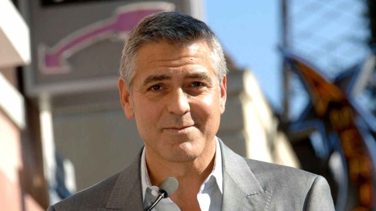 George Clooney a échappé à la mort