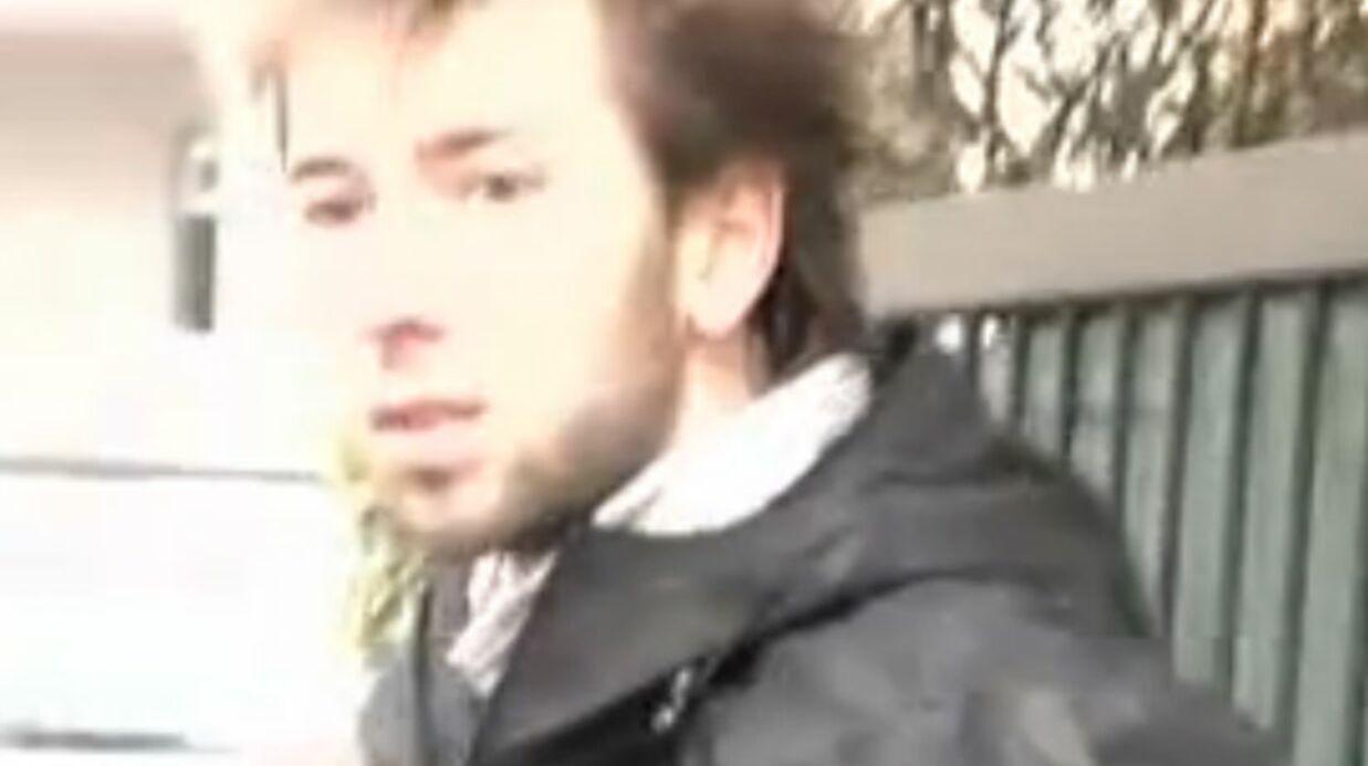 VIDEO Jordy: ses débuts d'acteur dans une émission kitsch