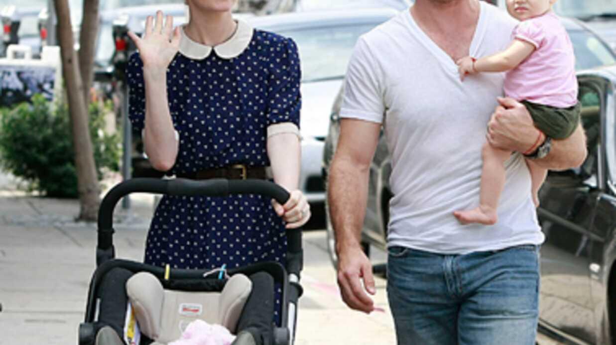 James Van Der Beek (Dawson) papa d'un petit garçon