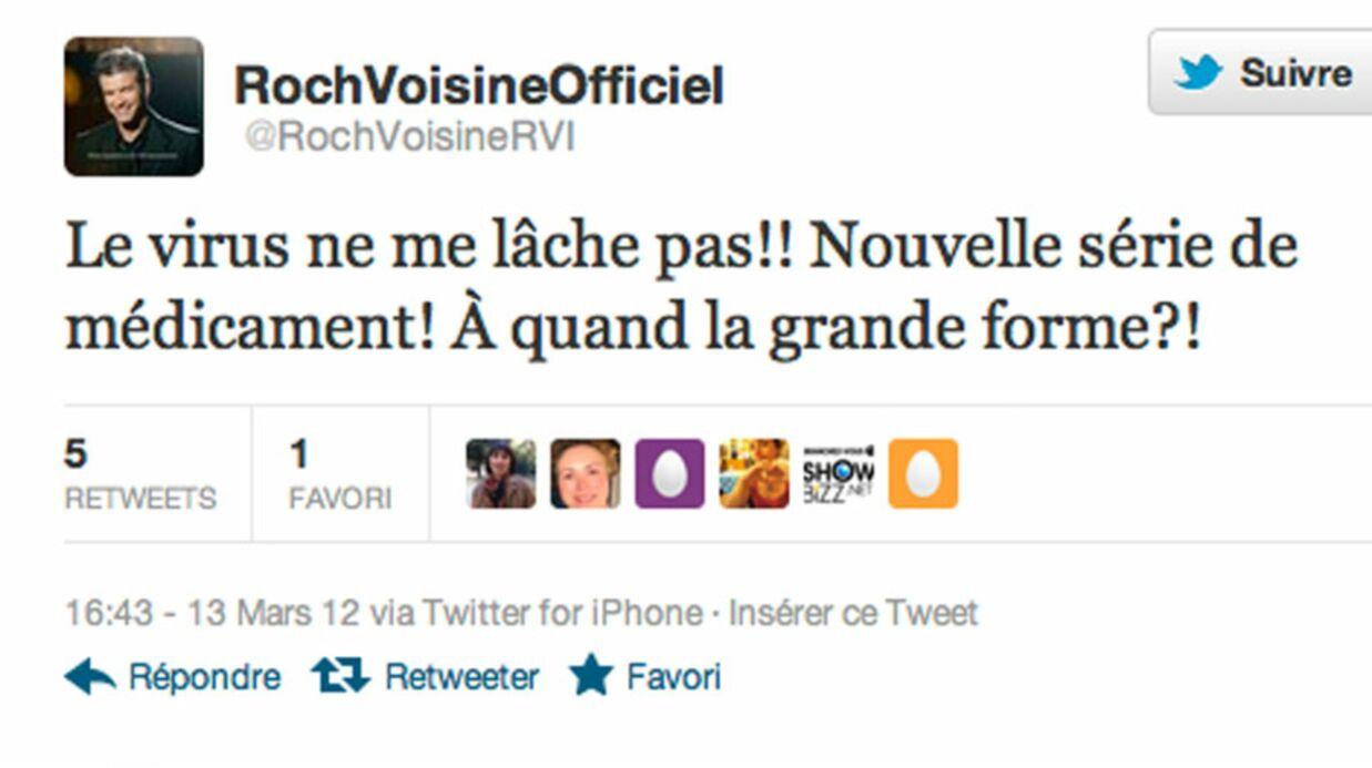 Roch Voisine est de nouveau célibataire