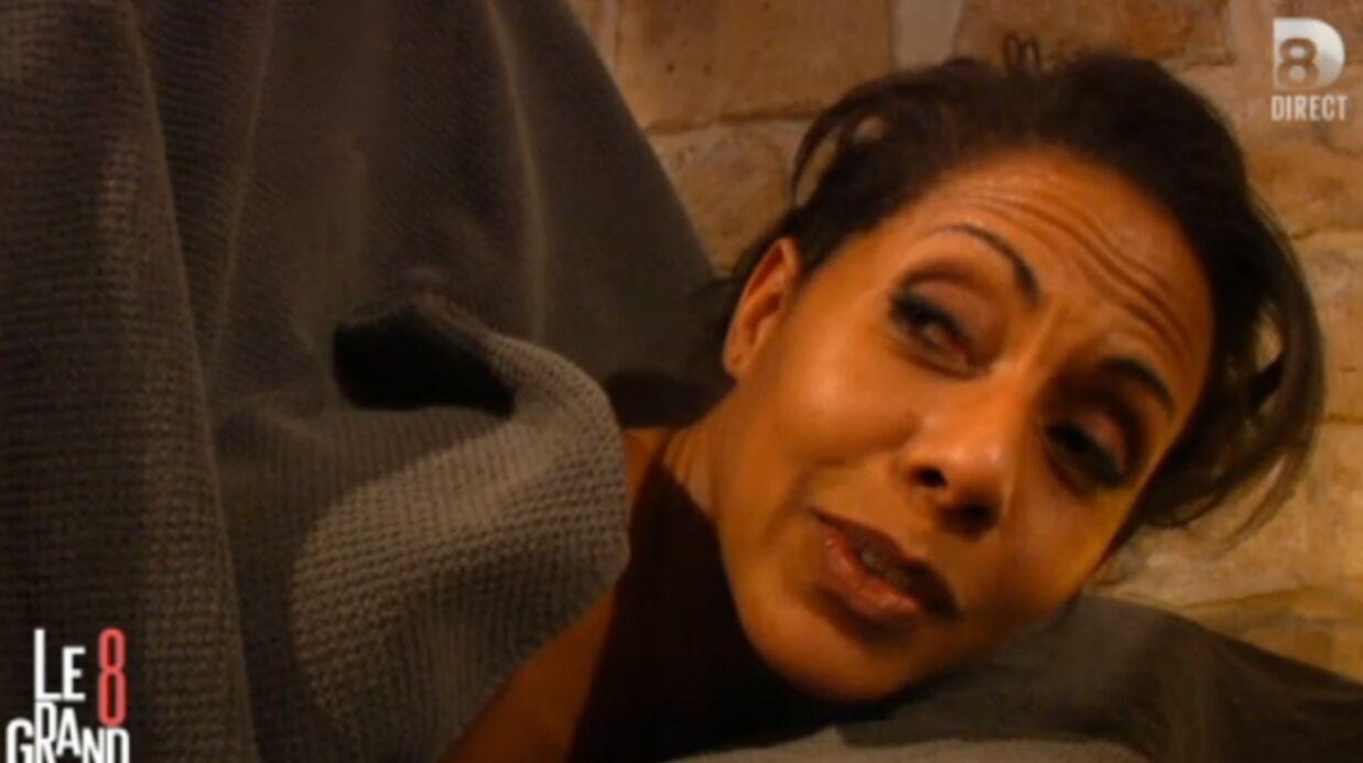VIDEO Audrey Pulvar teste le sauna qui rend fou