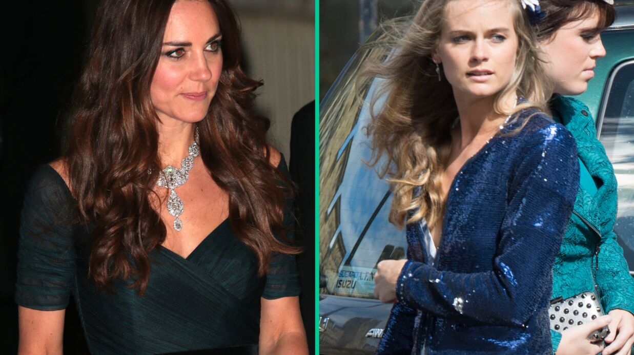Kate Middleton et Cressida Bonas n'ont pas vraiment d'affinités