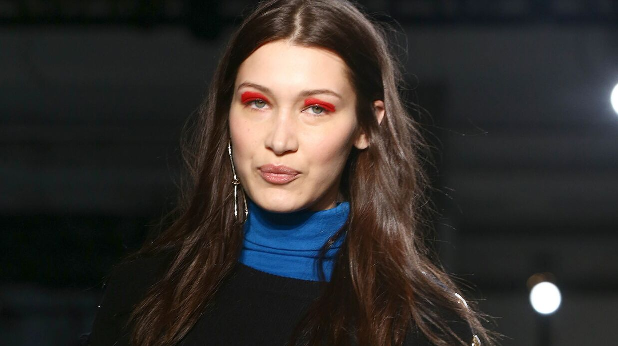 PHOTO Bella Hadid change radicalement de style