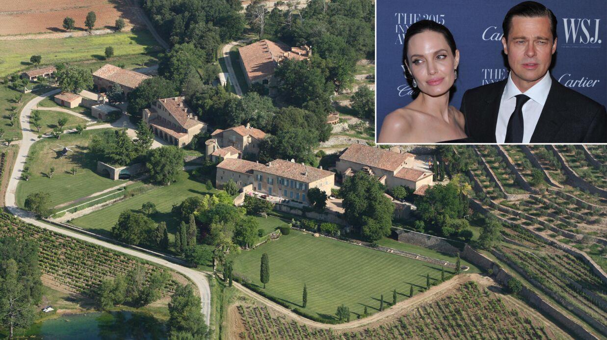 Angelina Jolie et Brad Pitt ne vendront finalement pas Miraval, découvrez pourquoi