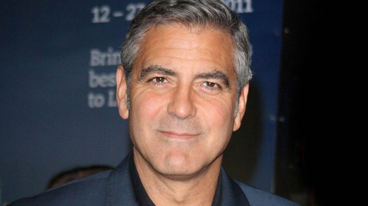 George Clooney a pensé au suicide