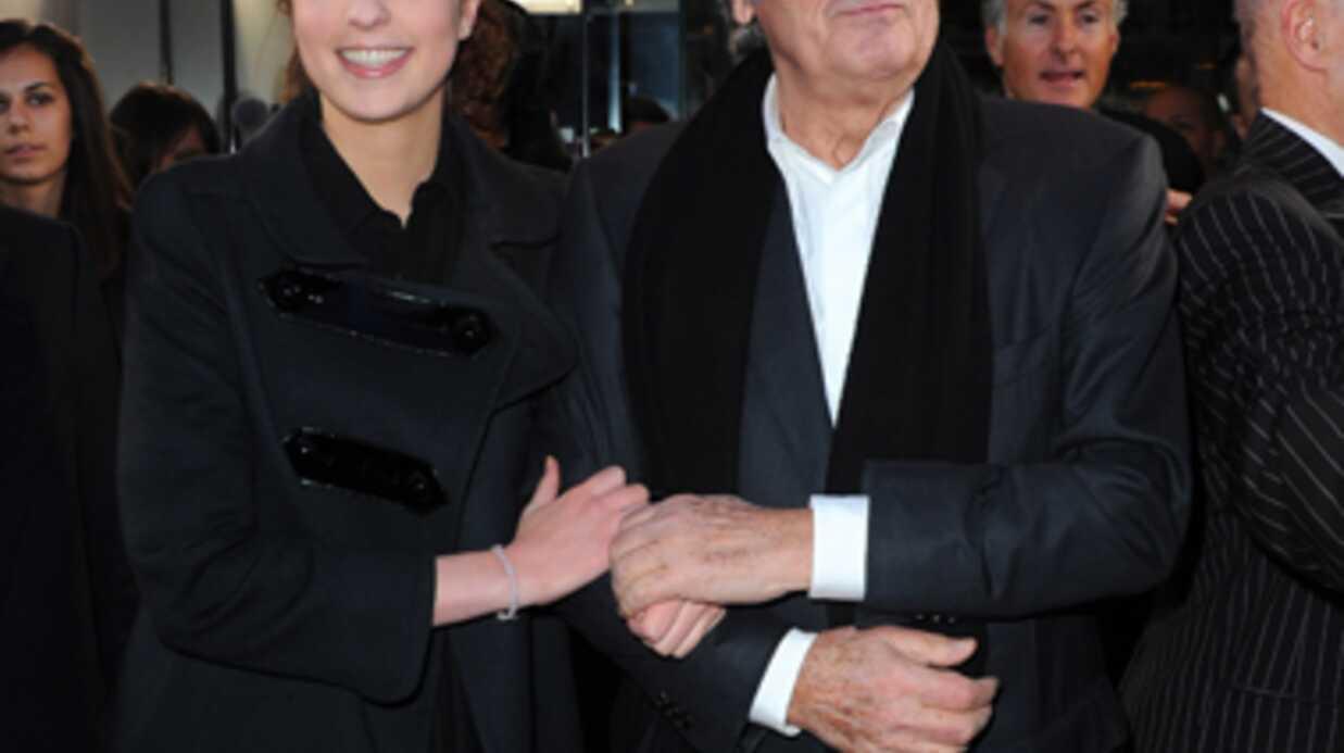 «Avant de mourir», Alain Delon veut une tournée avec sa fille