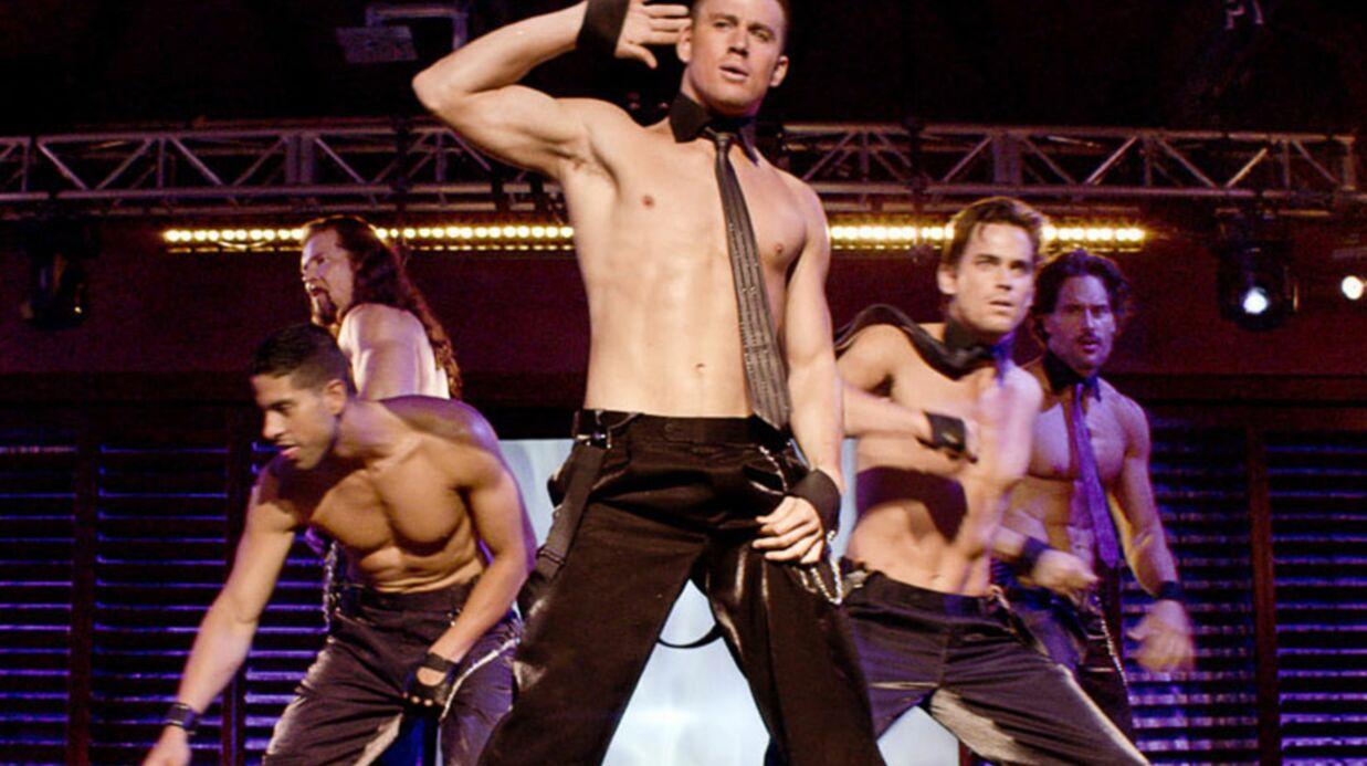 Channing Tatum sacré homme le plus sexy du monde