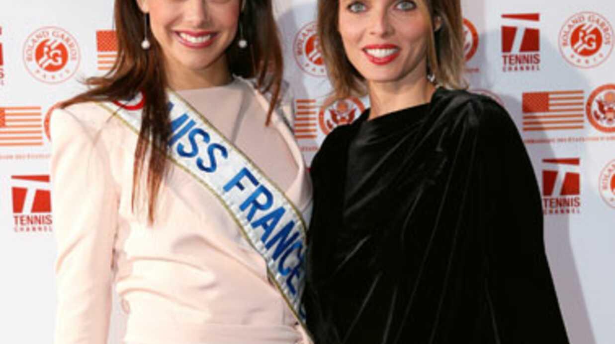 Sylvie Tellier et Geneviève de Fontenay heureuses de faire la paix