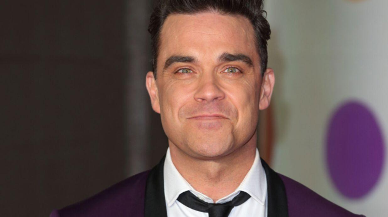 Pour quitter Take That, Robbie Williams a dû débourser 1,8 million d'euros