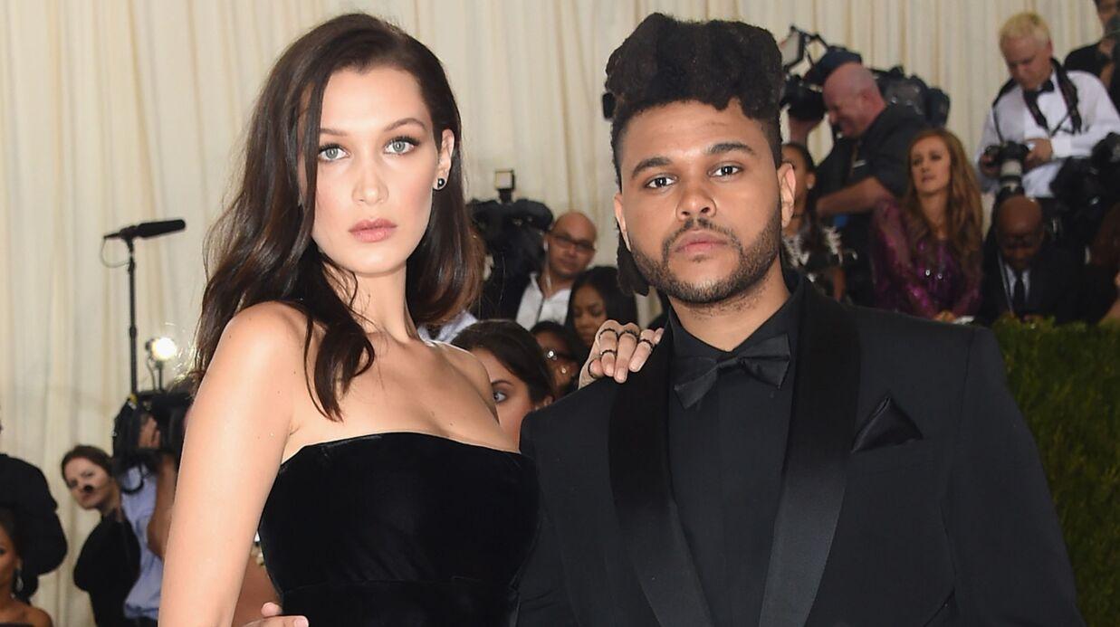 Entre Bella Hadid et le chanteur The Weeknd c'est fini, le couple se sépare
