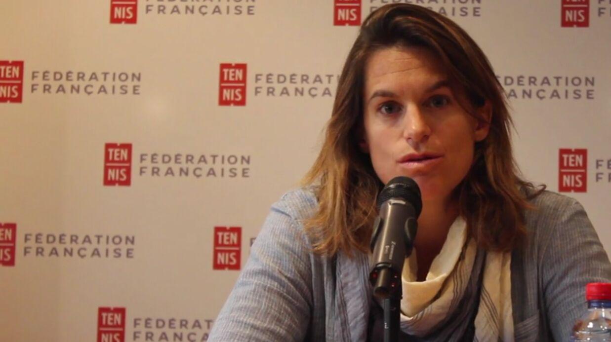 Amélie Mauresmo annonce qu elle attend son deuxi¨me enfant Voici