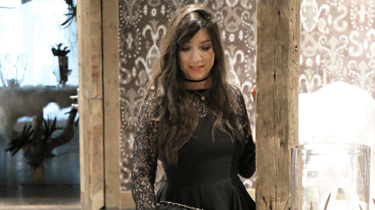 Le shopping de Marieluvpink: la robe noire en dentelle adaptée à toutes les circonstances