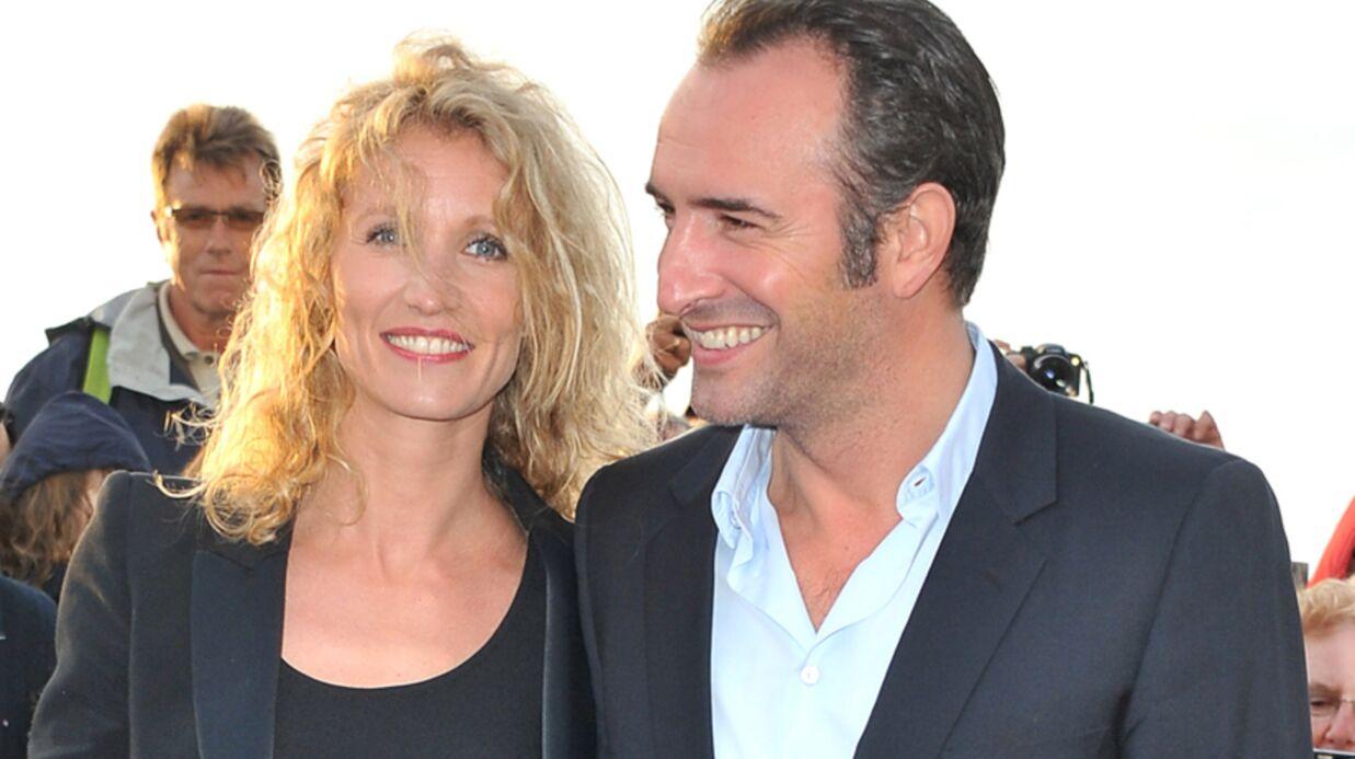 Alexandra Lamy: sa déclaration d'amour à Jean Dujardin
