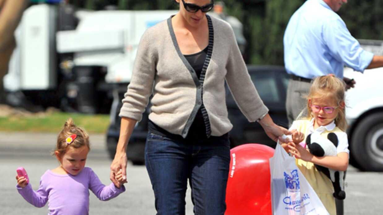 Jennifer Garner et Ben Affleck: c'est un garçon